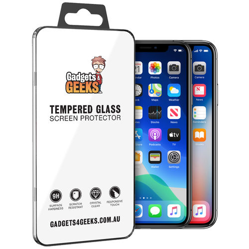 9H Tempered Glass Screen Protector for Apple iPhone 11 Pro Max / Xs Max
